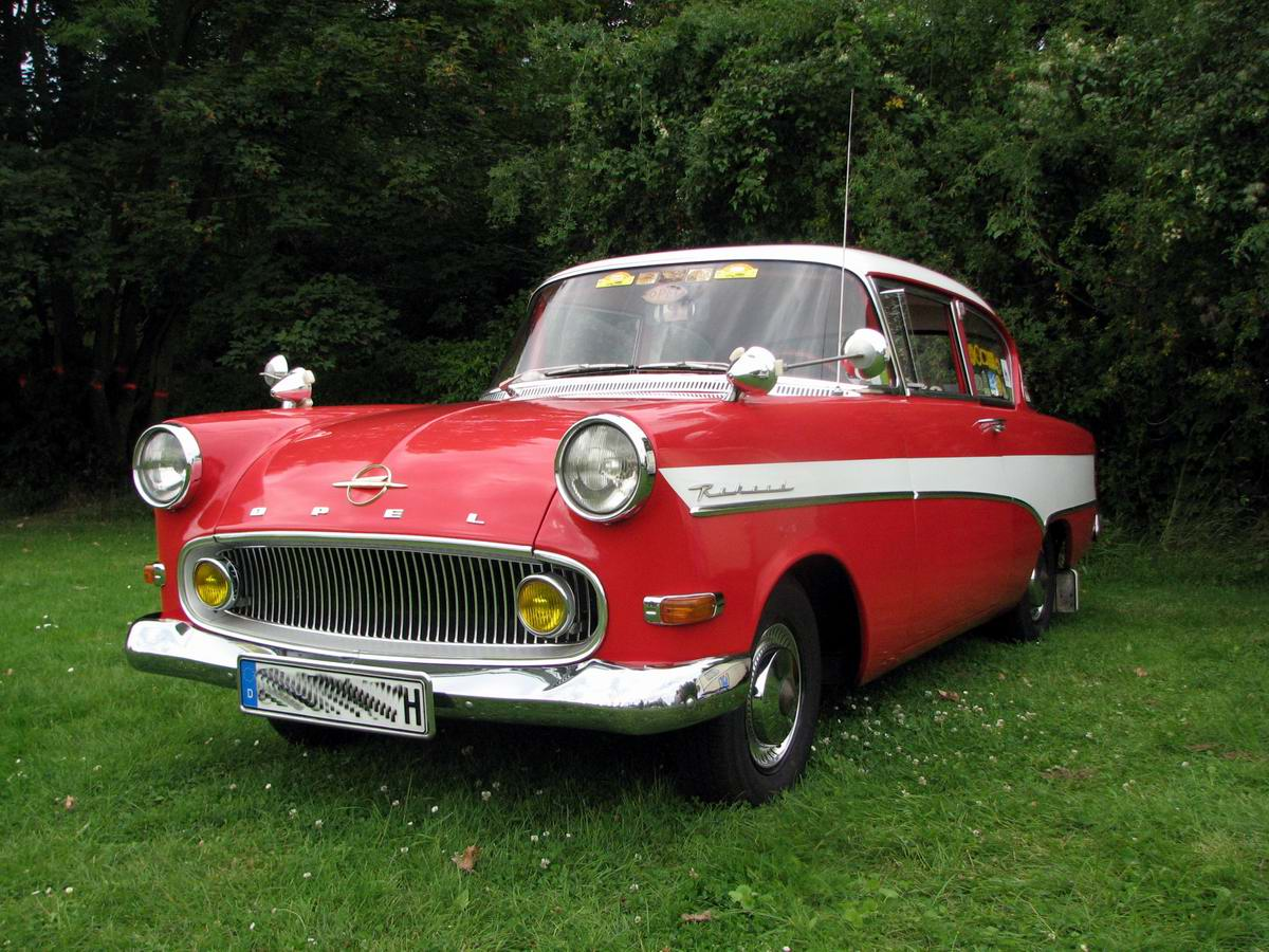 Opel Rekord P1