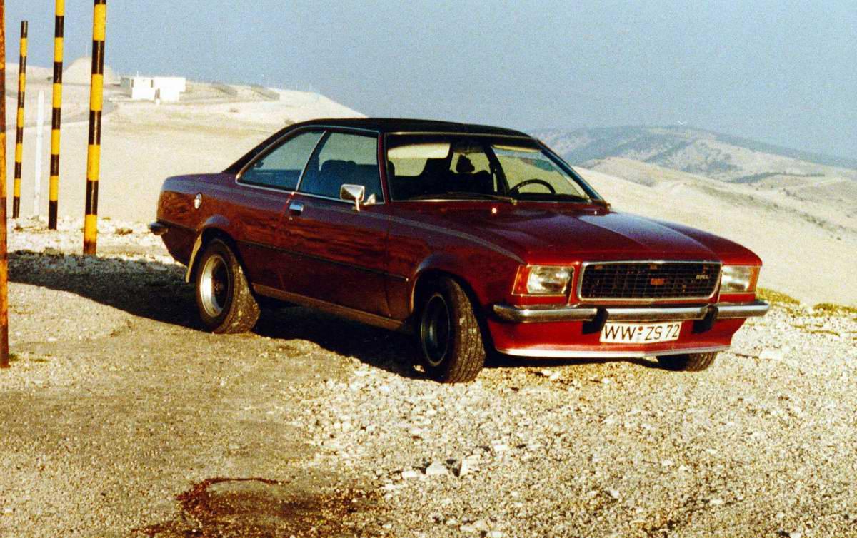 Opel Commodore commodore b
