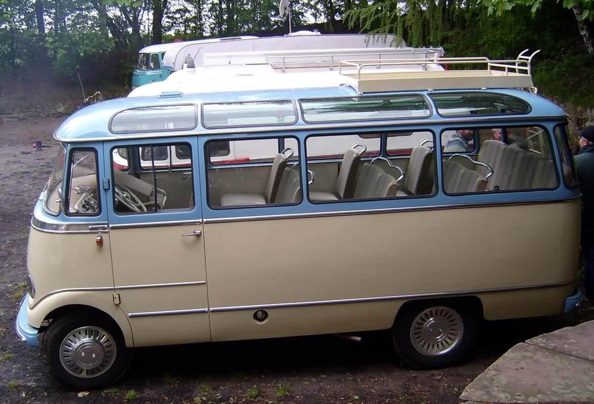 Mercedes O319 Panoramabus