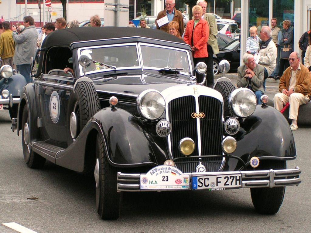 Horch 930 V Cabriolet